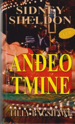 Sidney Sheldon: Anđeo tmine  Tilly Bagshawe  Leo commerce