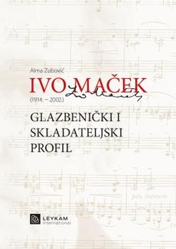 Ivo Maček (1914.-2002.)  Alma Zubović  Leykam international