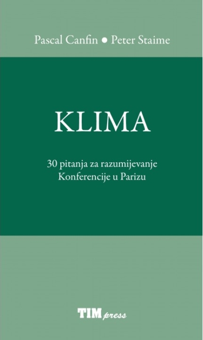 Klima Pascal Canfin, Peter Staime TIM press