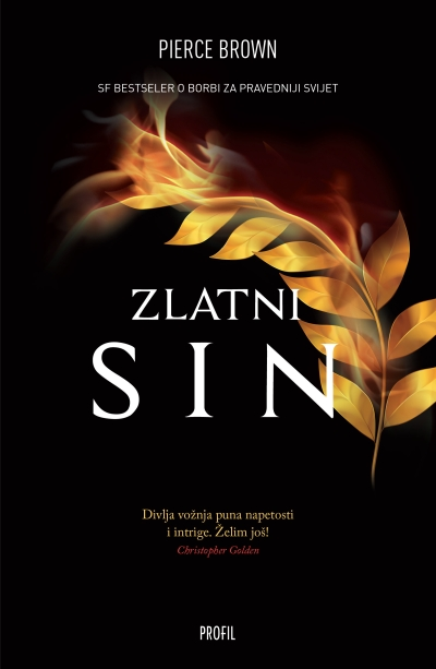 Zlatni sin Pierce Brown Profil knjiga