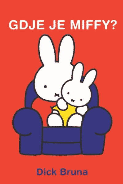 Gdje je Miffy? Dick Bruna Golden marketing - Tehnička knjiga