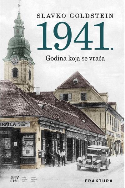 1941. godina koja se vraća Slavko Golstein Fraktura. Srpsko narodno vijeće