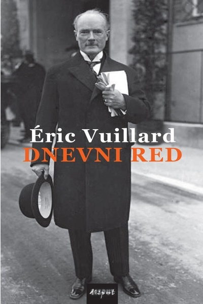 Dnevni red Éric Vuillard Disput