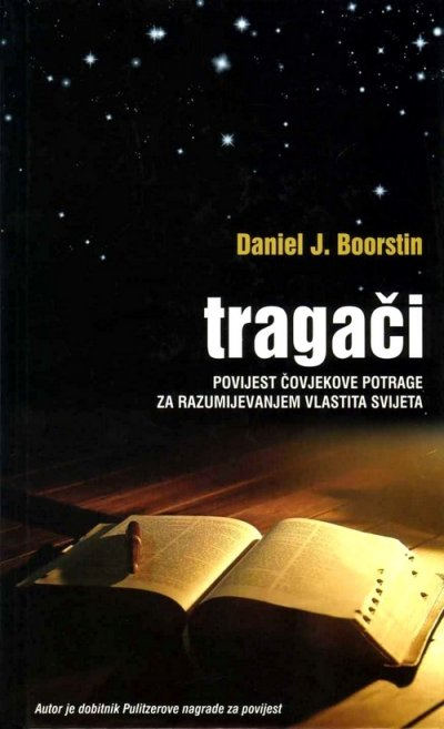 Tragači Daniel J. Boorstin TIM press