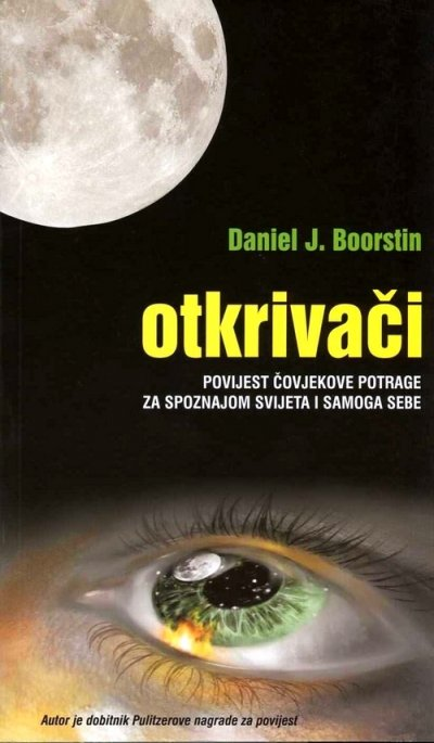 Otkrivači Daniel J. Boorstin TIM press