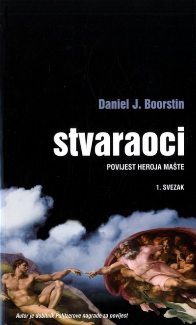Stvaraoci Daniel J. Boorstin TIM press