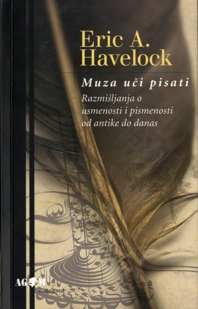 Muza uči pisati Eric A. Havelock AGM
